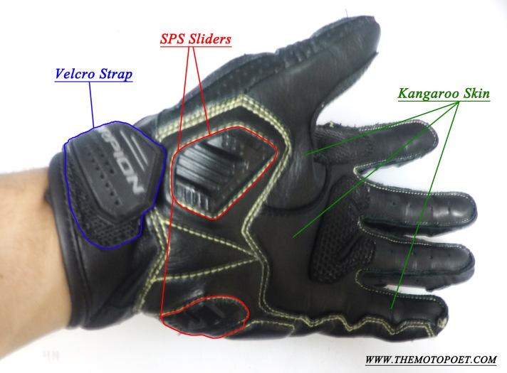 Scorpion SGS Palm